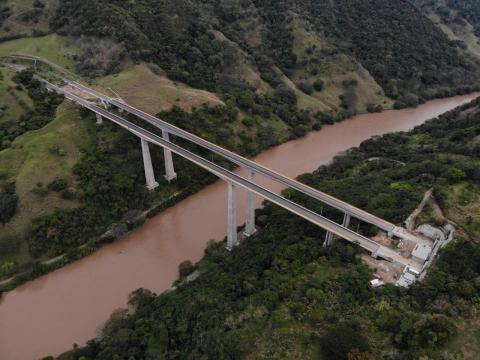 El Puente Cauca ya es una realidad para Antioquia