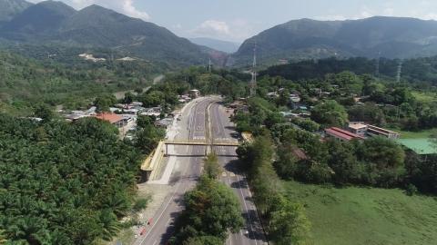 ANI entrega cinco de los nueve puentes peatonales que se construyen en Barrancabermeja y que beneficiarán a más de 8.800 habitantes