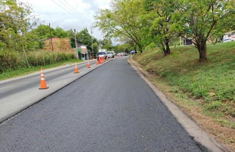 Con la estabilización de taludes y la rehabilitación de pavimento comienzan las obras en el proyecto Tercer Carril Bogotá-Girardot