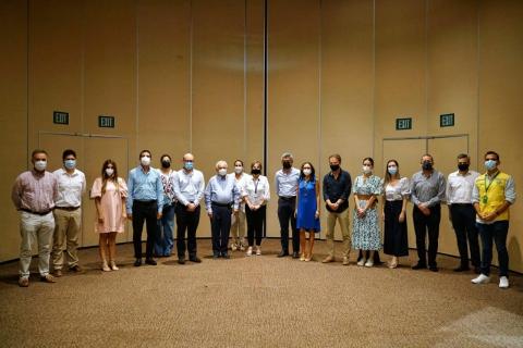 Gremios, autoridades gubernamentales y municipales, además empresa privada de Cartagena, ratificaron su apoyo al Proyecto Canal del Dique
