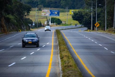 En la vía Bogotá-Girardot durante Semana Santa, se espera la movilización de más de 312 mil vehículos