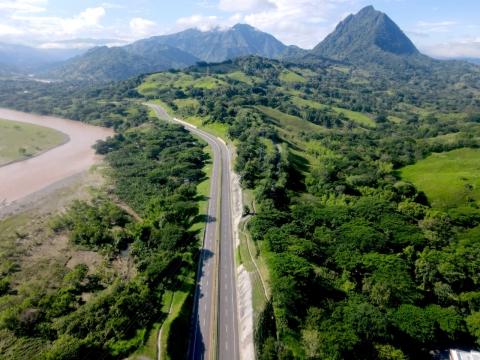 El Gobierno Nacional entrega el tercer proyecto 4G: Conexión Pacífico 2, en el suroeste antioqueño