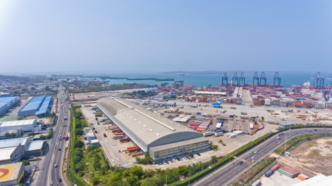 En el primer semestre de 2022 estarán listas las obras de adecuación de la Sociedad Portuaria Regional de Cartagena (SPRC)