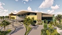 ANI presentó en la isla San Andrés el proyecto de modernización del aeropuerto Gustavo Rojas Pinilla