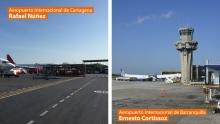 Aeropuertos de Cartagena y Barranquilla listos para la firma del Acuerdo de Paz