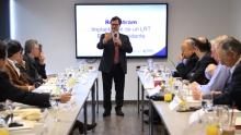 ANI expone ante empresarios de la Andi proyectos de infraestructura de transporte para la Región Sabana y accesos a Bogotá