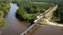 Corredor férreo entre Santa Marta y Chiriguaná está en capacidad de movilizar 91 millones de toneladas año