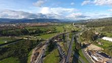 Concesión para ampliar la Autopista Norte de Bogotá presentó certificación de cierre financiero ante la ANI