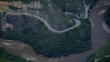 Gobierno Nacional pide a Aliadas iniciar intervención en el corredor vial Santana - Mocoa - Neiva