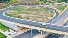 Más del 90% de los usuarios de la vía Puerto Colombia - Barranquilla califican como positivas las obras entregadas