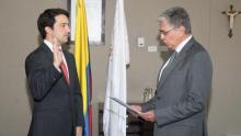 Dimitri Zaninovich Victoria se posesionó como presidente de la Agencia Nacional de Infraestructura
