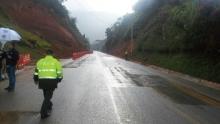 Reabierta la vía Medellín - Santa fe de Antioquia