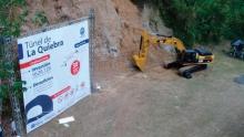 Gobierno Nacional inicia construcción del Túnel de La Quiebra en Antioquia