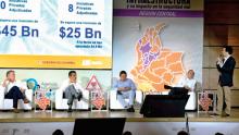 Gobierno ha invertido más de $20 billones en infraestructura del transporte en la Región Central, a través de Alianzas Público Privadas