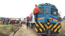 El tren de Bogotá-Zipaquirá moviliza más de 456 mil pasajeros al año, la mayoría estudiantes