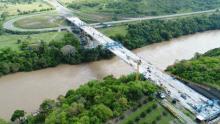 Las 5 Autopistas de Cuarta Generación que tienen más avance de obra