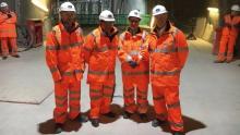 Positivo balance para la infraestructura colombiana en visita oficial al Reino Unido