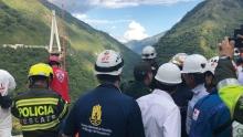 Experto internacional acompañará investigación sobre viaducto de Chirajara