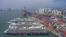 Más de 70 navieras del mundo llegan a los puertos colombianos