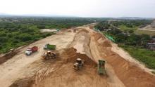 Avances en infraestructura vial y aeroportuaria sostiene  dinámica de inversión en obras en el país