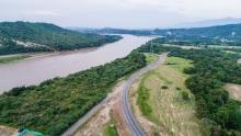 Gobierno entregó 90 kilómetros de nueva calzada en el Alto Magdalena