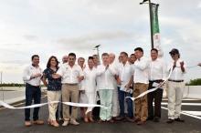 Gobierno inaugura el Viaducto de la Paz, el nuevo ícono de la infraestructura colombiana