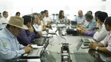 Mintransporte instaló en Villavicencio Comité de Veeduría para superar inconvenientes de la vía al llano