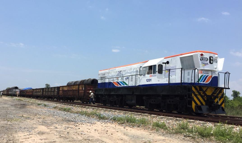 Colombia reactiva el multimodalismo con la operación comercial del tren de carga entre La Dorada y Chiriguaná