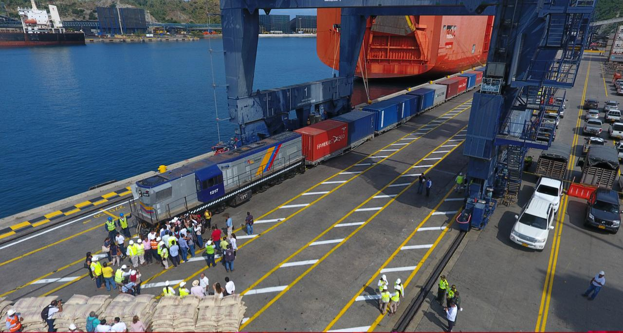 A partir de 2019 el transporte de Café de exportación se realizará por vía férrea