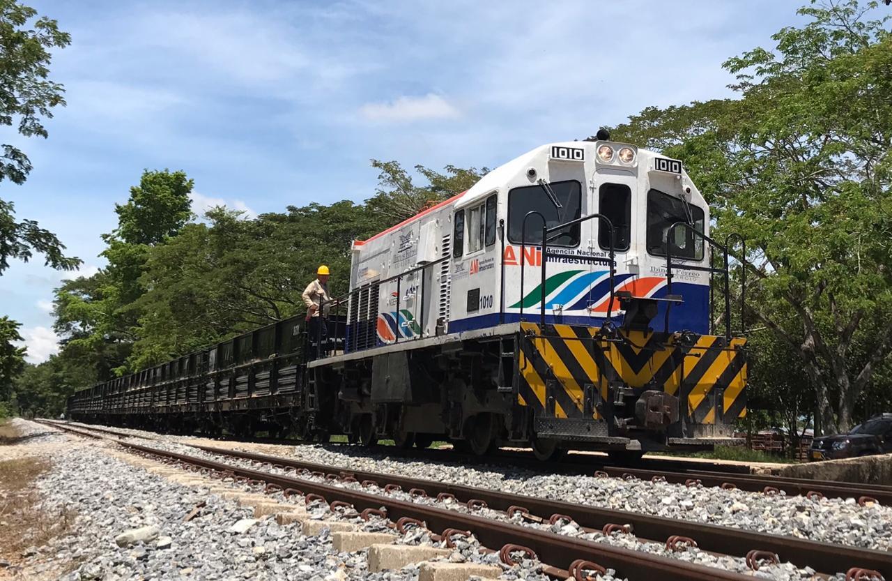 Gobierno Nacional moverátren concafé deLa Dorada a Santa Marta