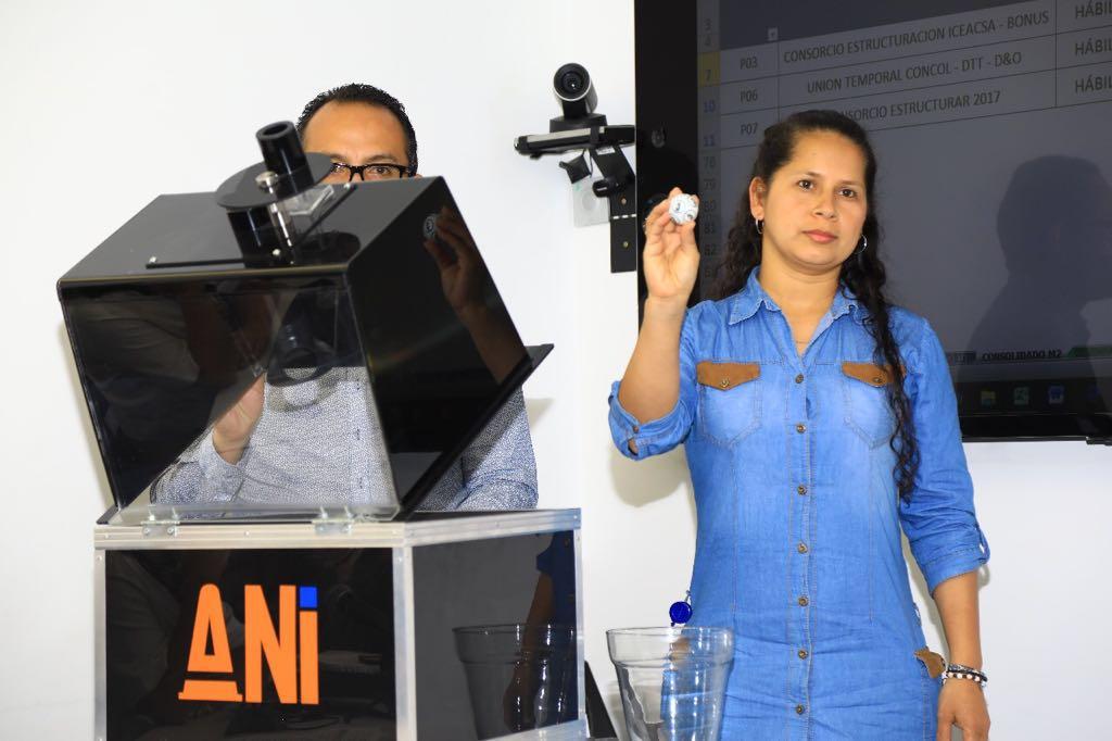 Gobierno Nacional, a través de la ANI, adjudicó la estructuración de los nuevos proyectos de Puerto Salgar-San Roque y de la Malla Vial del Valle del Cauca