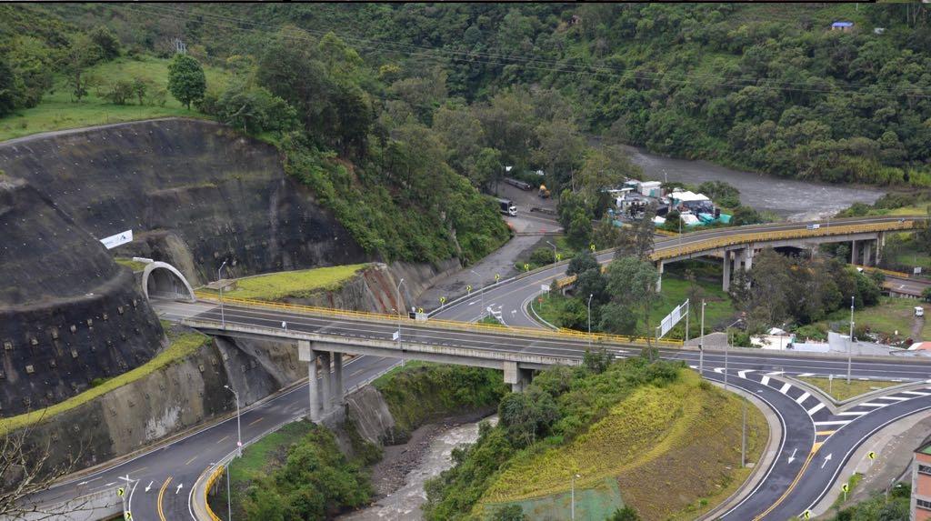 ANI firmó convenio con Invías para adelantar obras en el Puente La Caridad en la vía Bogotá-Villavicencio