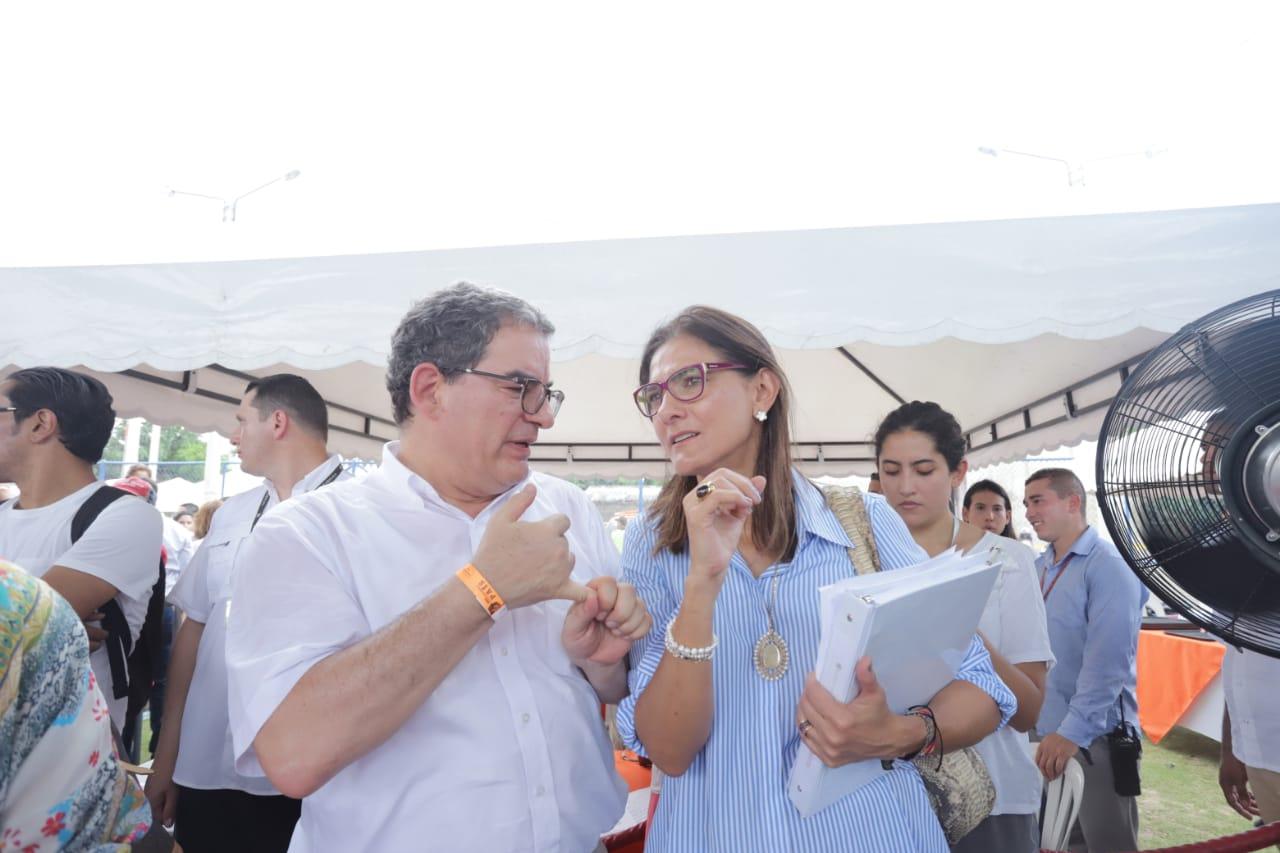 Antes de terminar el año, ANI entregará la doble calzada Malambo - Galapa y se habilitarán puentes de abordaje nuevos en el Aeropuerto de Barranquilla