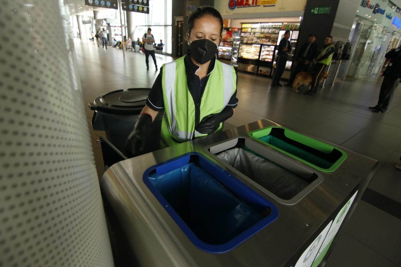 El Dorado, aeropuerto pionero y referente de sostenibilidad en Latinoamérica