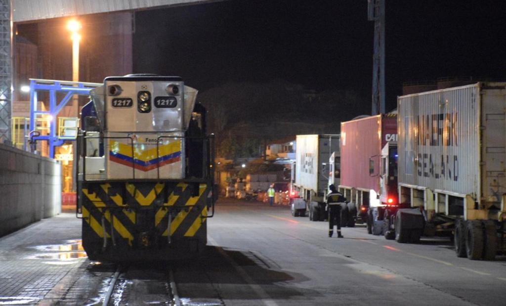 Inició la operación comercial del tren semanal entre La Dorada – Santa Marta - La Dorada