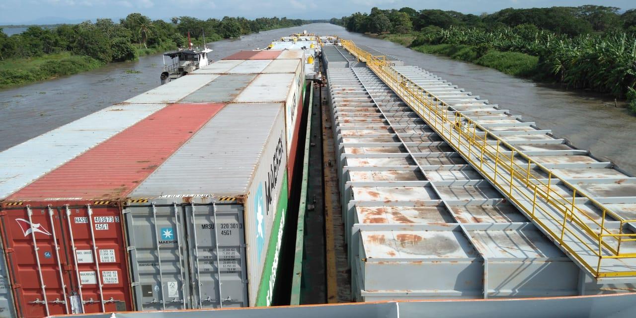 Primera operación multimodal entre Cartagena y La Dorada está en marcha