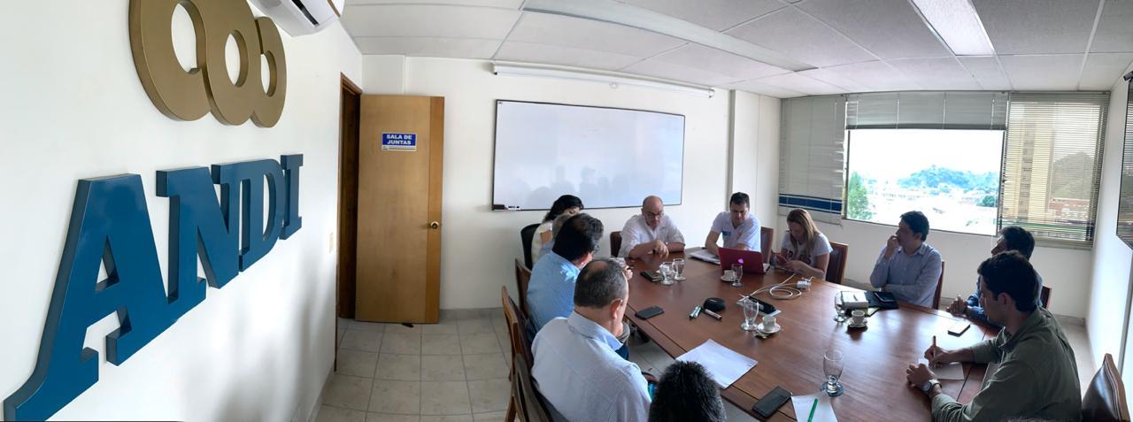 Presidente de la ANI presentó un balance positivo de los proyectos del Tolima en visita a Ibagué