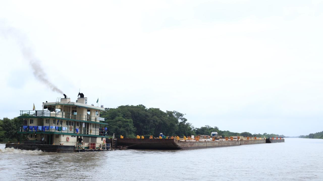 ANI y Cormagdalena inspeccionan río Magdalena y revisan detalles vitales del proyecto Canal del Dique