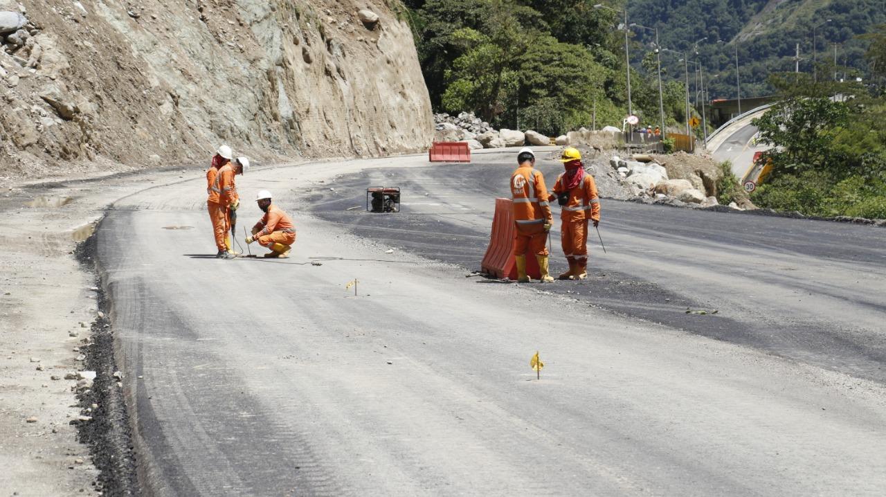 Presidente Iván Duque confirma el tránsito de vehículos las 24 horas en corredor vial Bogotá– Villavicencio