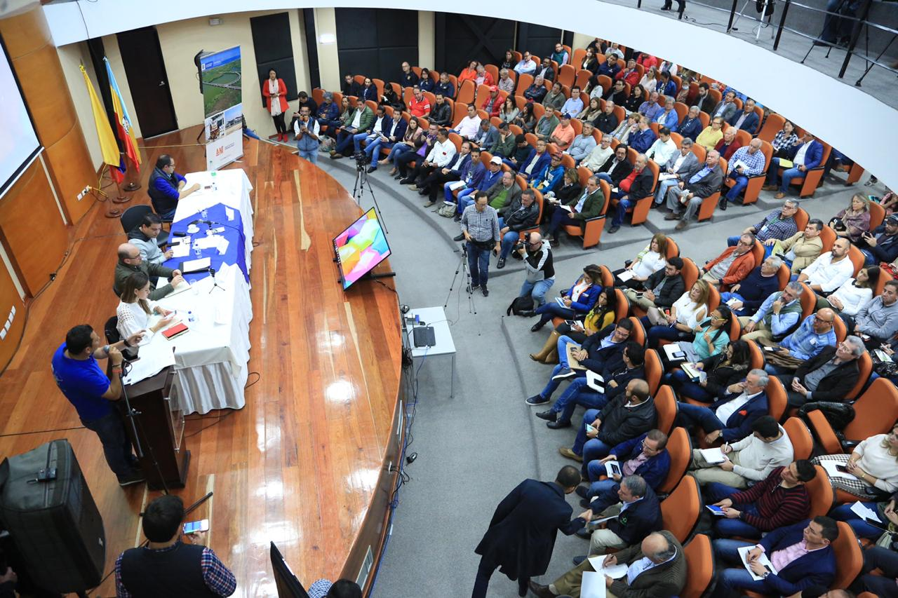 ANI socializó en audiencia pública proyecto Accesos Norte II