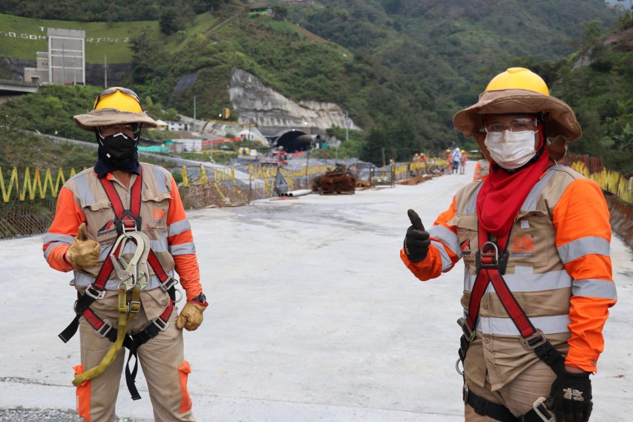 Reinicio de obras de infraestructura reactiva la economía y el empleo en las regiones