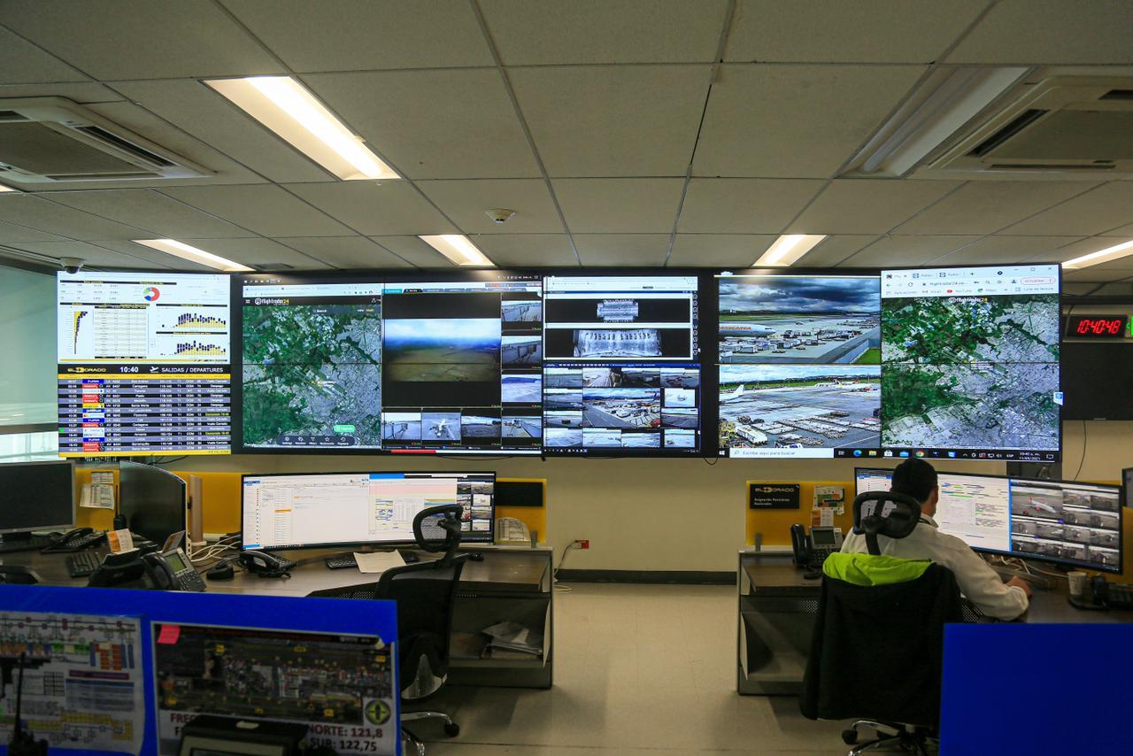 XOVIS: el nuevo sistema del Aeropuerto El Dorado que permite la medición y el monitoreo del flujo de pasajeros en tiempo real