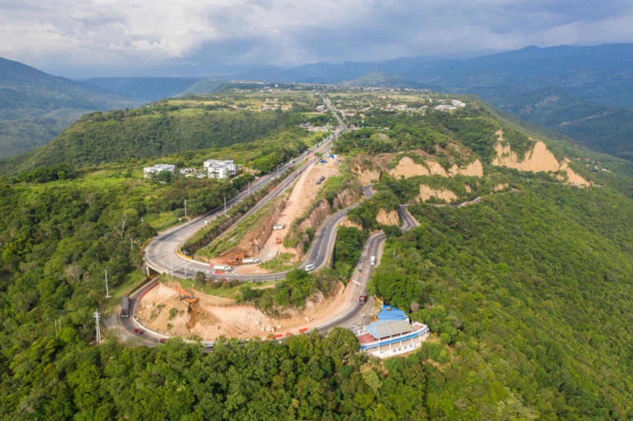 Avanza la ejecución de nuevas obras en el proyecto Tercer Carril Bogotá-Girardot