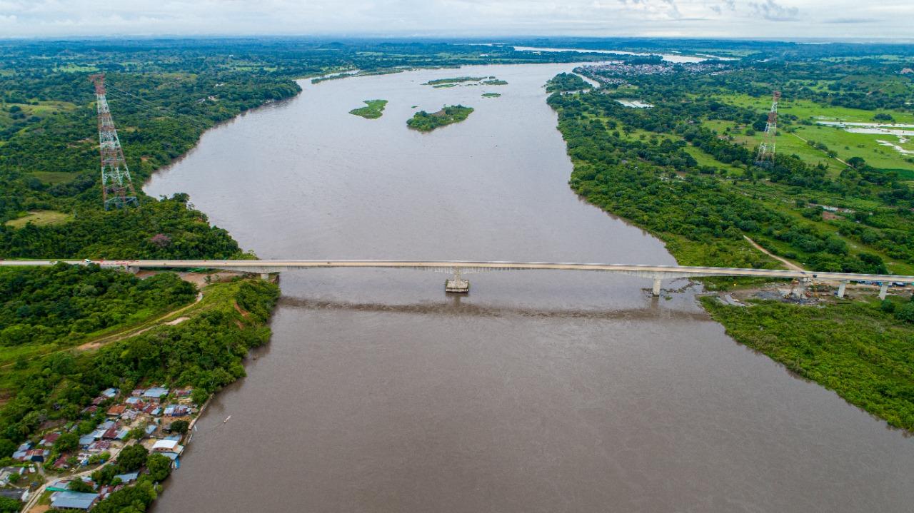 El proyecto Autopista al Río Magdalena 2 logra su cierre financiero gracias a un respaldo bancario por $2,8 billones