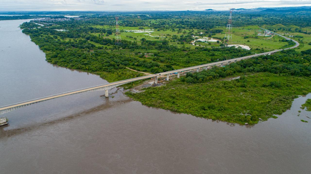 Obras de Infraestructura en Antioquia logran un avance del  74,49%